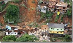 Brazilian landslides