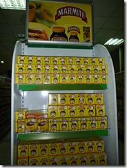 Marmite in super store