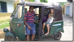 Colombo - Tropic Inn The Tuk Tuk