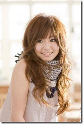 Japanese hair color auburn