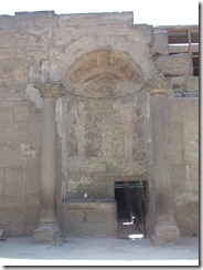 Luxor tour Christian influences in recent periods (2)