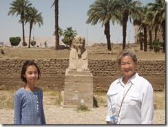 Luxor Tour Sphinx lined walk btwn Luxor and Karnak (5)