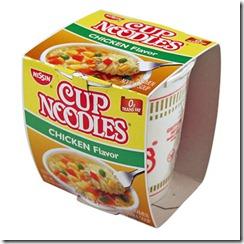 Nissen Cup o Noodles pkg