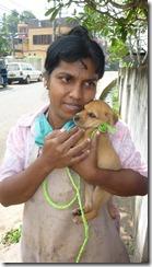 Puppy vet visit 018