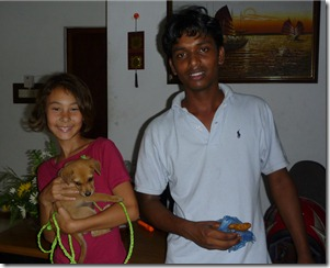 Kumar, Amy and Hodi