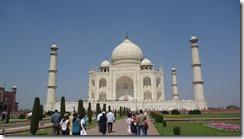 Taj Mahal Tour beside Platform