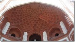Taj Mahal Tour South Gate Detail