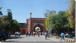 Taj Mahal Tour - East Gate