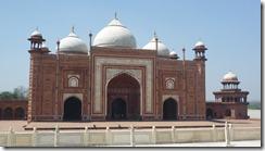 Taj Mahal Tour Mosque