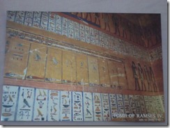 Valley of Kings Pharoah Mummy Cases for protection