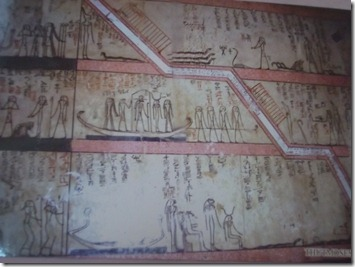 Valley of Kings Thutmoses II tomb paintings
