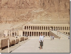 West Bank Nile Tour - Hatshepsut's Temple (143)