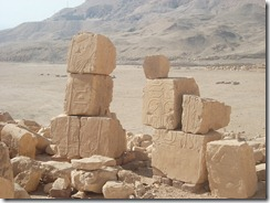West Bank Nile Tour - Hatshepsut's Temple (78)