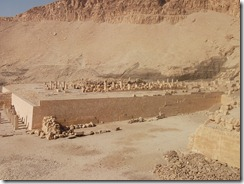 West Bank Nile Tour - Hatshepsut's Temple (79)