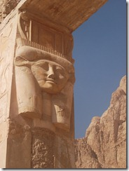 West Bank Nile Tour - Hatshepsut's Temple (89)