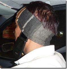 West Inn Hotel Driver Rambabu w hands free cell