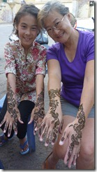 Jaipur Henna in the streets (1)
