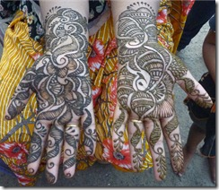 Jaipur Henna in the streets (3)