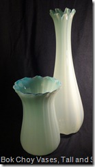 Glass - For Sale Vase  V28 V29 Scallop Edges (17)