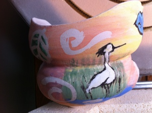 Ceramics - 1st Glaze fire (10)