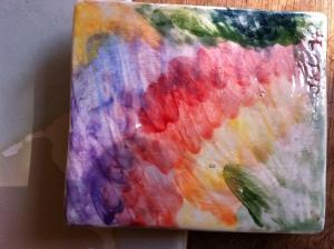 Ceramics - 1st Glaze fire (13)