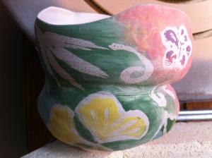 Ceramics - 1st Glaze fire (9)