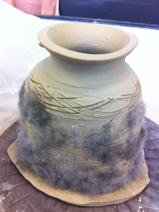 Ceramics - Burnout projects (2)
